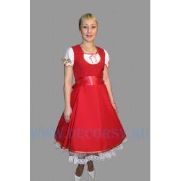 """Танцевальный костюм """"Кадриль""""."""