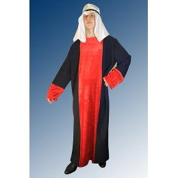 "Костюм ""Шейха"" или костюм ""Араба"": платье, платок и шнурок."