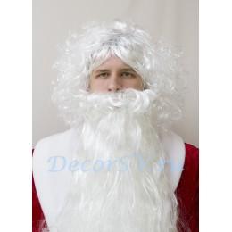 Парик деда Мороза.