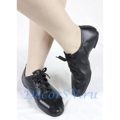 """- """"Обувь для танца - """"Джазовки"""""""" от производителя DecorSV. (Артикул: ОТ-58 )"""